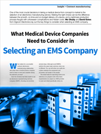 MedTech Selecting EMS